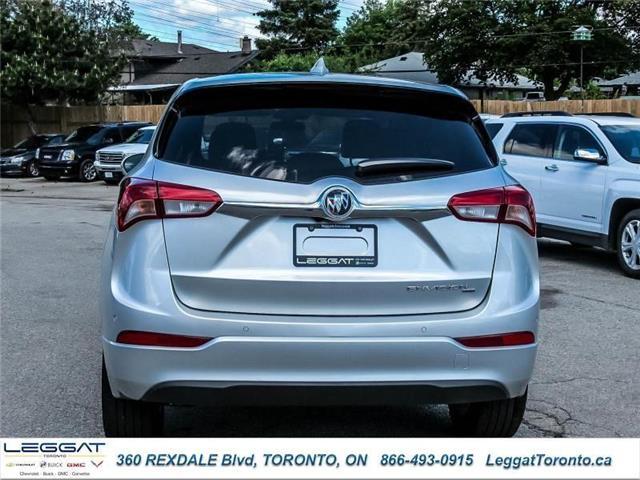 2019 Buick Envision Preferred (Stk: 001833) in Etobicoke - Image 6 of 28