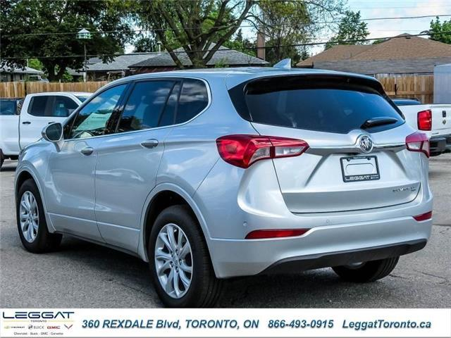 2019 Buick Envision Preferred (Stk: 001833) in Etobicoke - Image 7 of 28