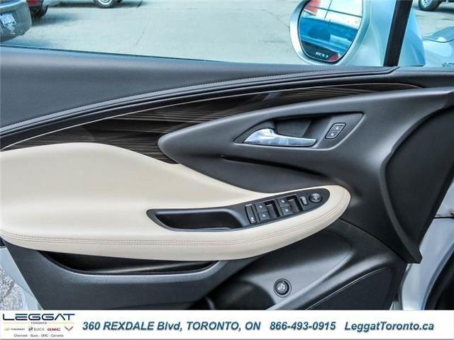 2019 Buick Envision Preferred (Stk: 001833) in Etobicoke - Image 9 of 28