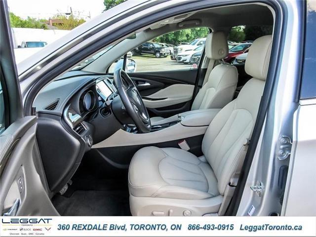 2019 Buick Envision Preferred (Stk: 001833) in Etobicoke - Image 11 of 28