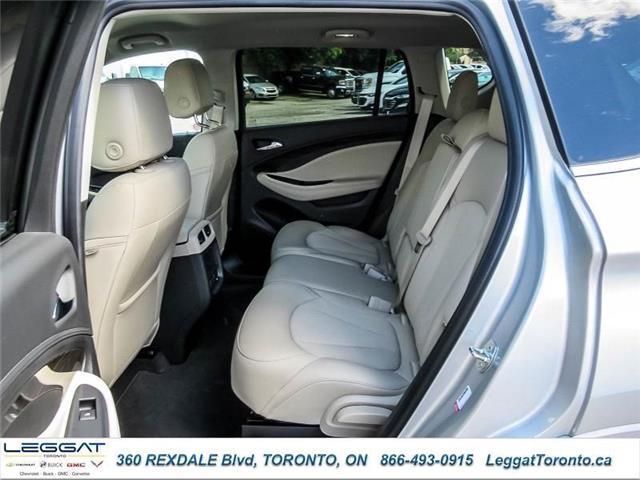 2019 Buick Envision Preferred (Stk: 001833) in Etobicoke - Image 12 of 28