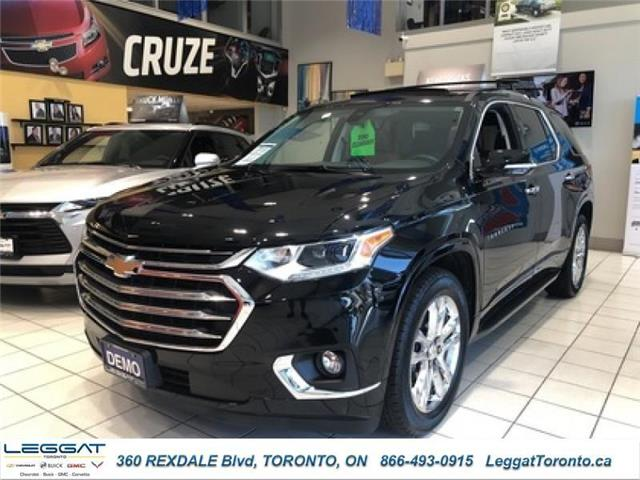 2018 Chevrolet Traverse High Country (Stk: 252872) in Etobicoke - Image 1 of 5