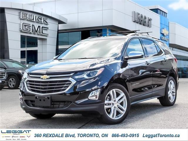 2018 Chevrolet Equinox Premier (Stk: 317128) in Etobicoke - Image 1 of 30