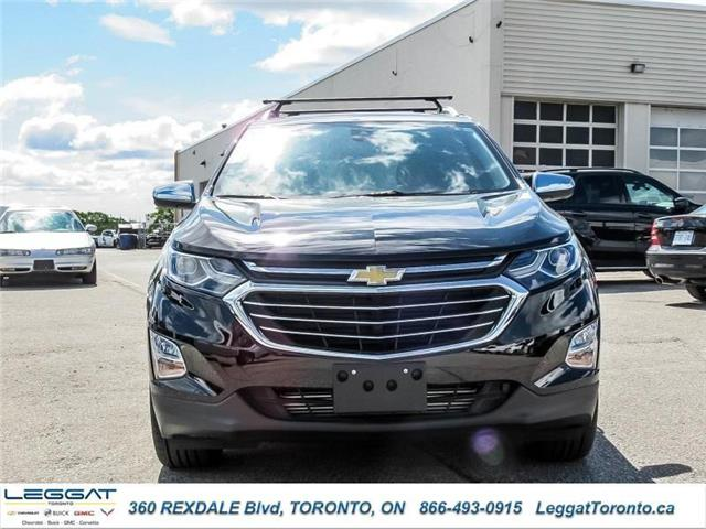 2018 Chevrolet Equinox Premier (Stk: 317128) in Etobicoke - Image 2 of 30