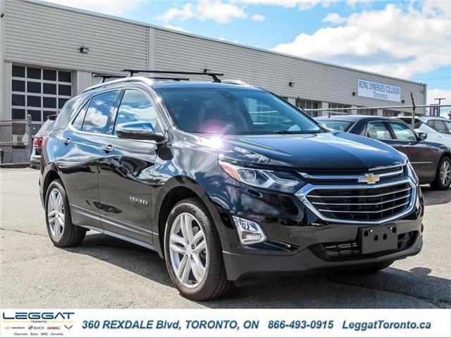 2018 Chevrolet Equinox Premier (Stk: 317128) in Etobicoke - Image 3 of 30