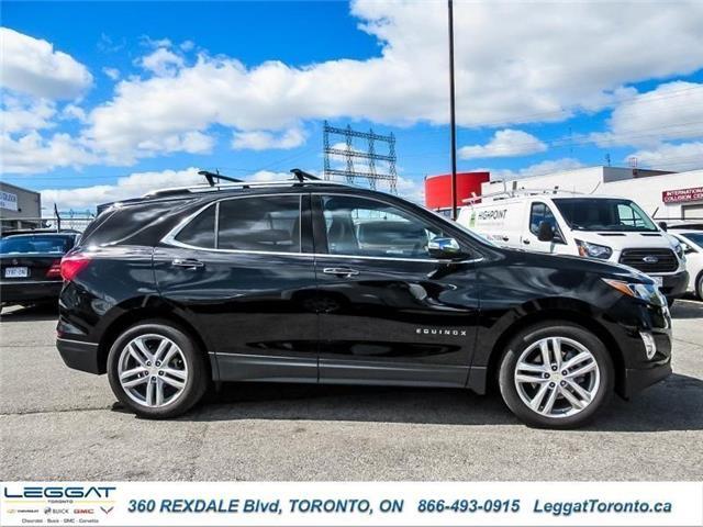 2018 Chevrolet Equinox Premier (Stk: 317128) in Etobicoke - Image 4 of 30