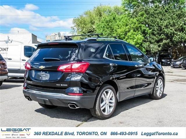2018 Chevrolet Equinox Premier (Stk: 317128) in Etobicoke - Image 5 of 30