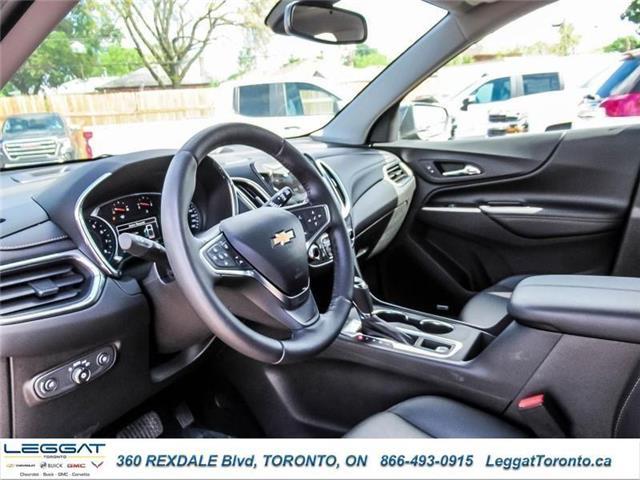 2018 Chevrolet Equinox Premier (Stk: 317128) in Etobicoke - Image 10 of 30