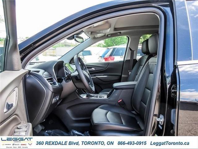 2018 Chevrolet Equinox Premier (Stk: 317128) in Etobicoke - Image 11 of 30