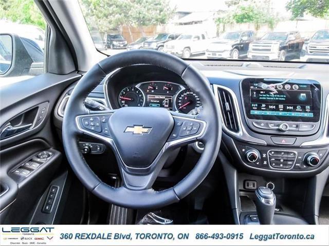 2018 Chevrolet Equinox Premier (Stk: 317128) in Etobicoke - Image 14 of 30