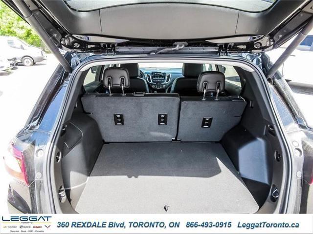 2018 Chevrolet Equinox Premier (Stk: 317128) in Etobicoke - Image 17 of 30