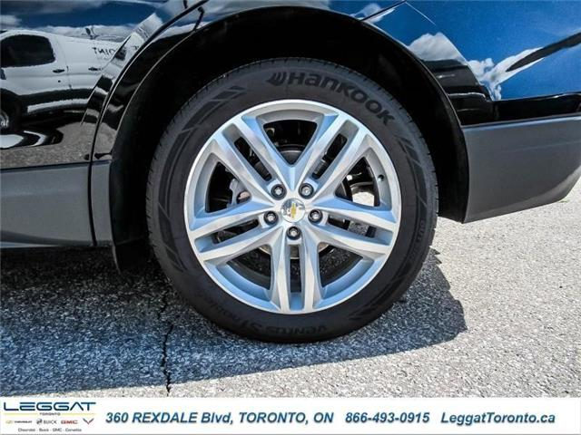 2018 Chevrolet Equinox Premier (Stk: 317128) in Etobicoke - Image 19 of 30