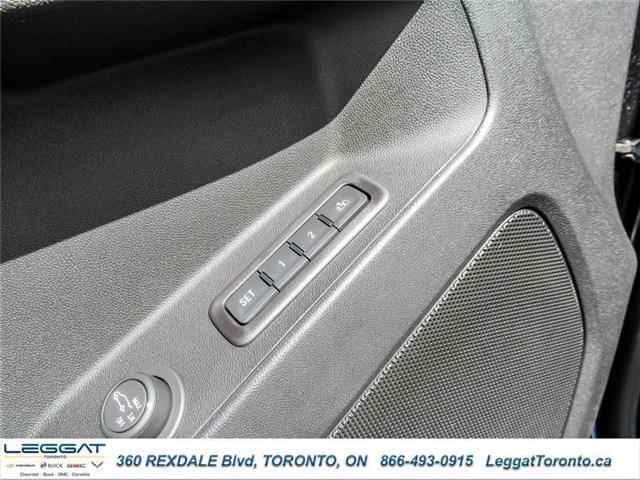 2018 Chevrolet Equinox Premier (Stk: 317128) in Etobicoke - Image 23 of 30