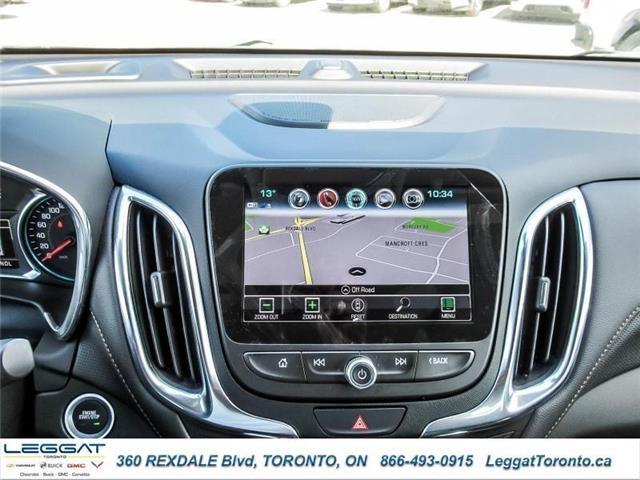 2018 Chevrolet Equinox Premier (Stk: 317128) in Etobicoke - Image 25 of 30