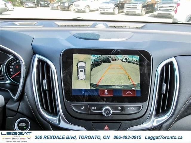 2018 Chevrolet Equinox Premier (Stk: 317128) in Etobicoke - Image 26 of 30