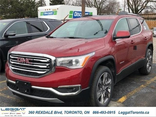 2019 GMC Acadia SLT-2 (Stk: 171908) in Etobicoke - Image 1 of 5