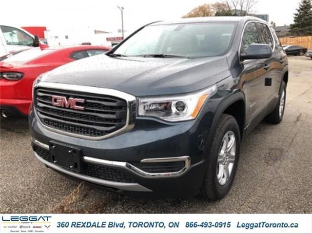 2019 GMC Acadia SLE-1 (Stk: 167708) in Etobicoke - Image 1 of 5