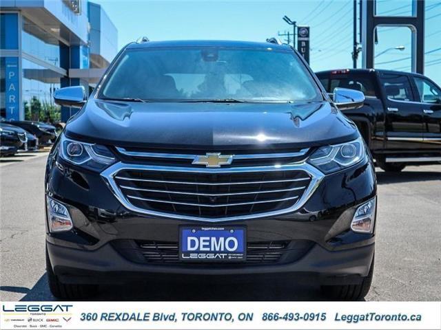 2019 Chevrolet Equinox Premier (Stk: 120198) in Etobicoke - Image 2 of 21