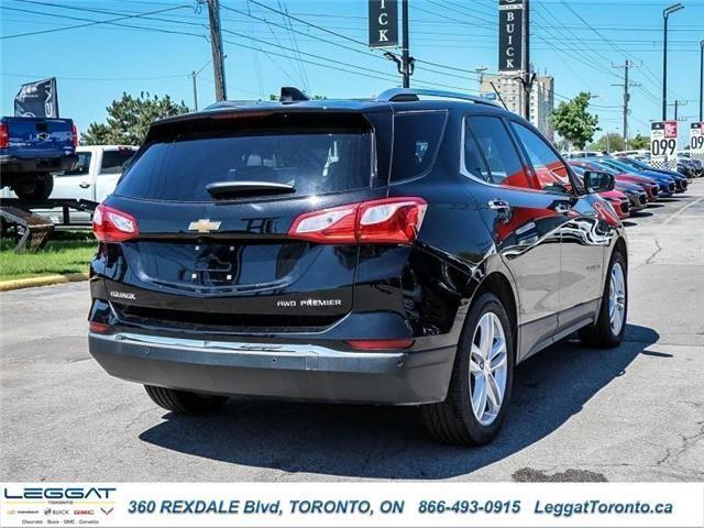 2019 Chevrolet Equinox Premier (Stk: 120198) in Etobicoke - Image 5 of 21