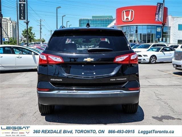 2019 Chevrolet Equinox Premier (Stk: 120198) in Etobicoke - Image 6 of 21