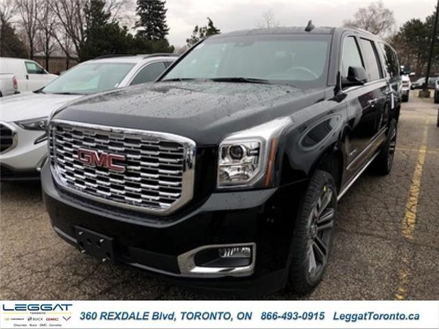 2019 GMC Yukon XL Denali (Stk: 252963) in Etobicoke - Image 1 of 5