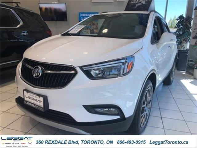 2019 Buick Encore Sport Touring (Stk: 768678) in Etobicoke - Image 1 of 5