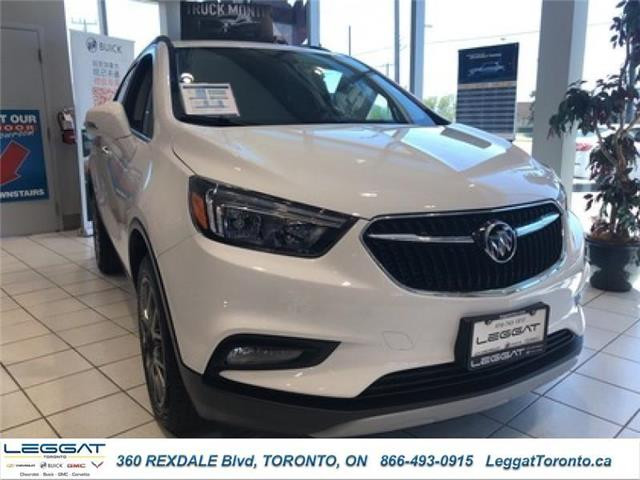 2019 Buick Encore Sport Touring (Stk: 768678) in Etobicoke - Image 3 of 5