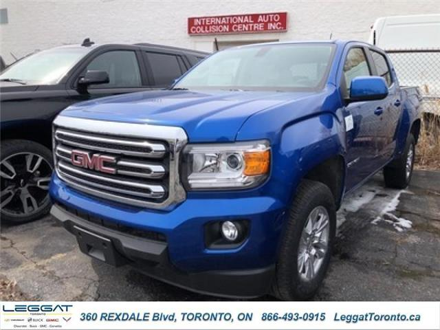 2019 GMC Canyon SLE (Stk: 227026) in Etobicoke - Image 1 of 5