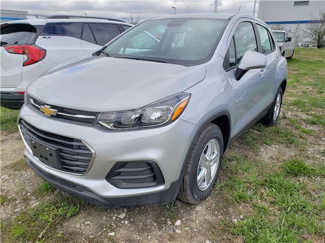 2019 Chevrolet Trax LS (Stk: 345674) in BRAMPTON - Image 1 of 14
