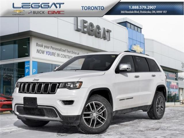2018 Jeep Grand Cherokee Limited (Stk: T11515) in Etobicoke - Image 1 of 23
