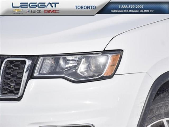 2018 Jeep Grand Cherokee Limited (Stk: T11515) in Etobicoke - Image 2 of 23