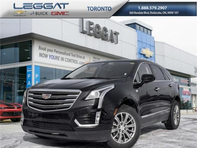 2018 Cadillac XT5 Luxury (Stk: T11514) in Etobicoke - Image 1 of 23