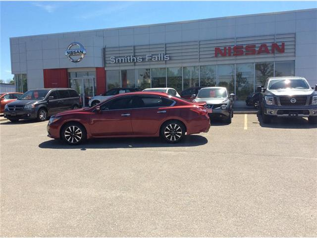 2016 Nissan Altima 2.5 SL Tech (Stk: 18-412A) in Smiths Falls - Image 1 of 13