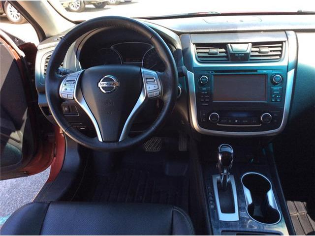 2016 Nissan Altima 2.5 SL Tech (Stk: 18-412A) in Smiths Falls - Image 5 of 13