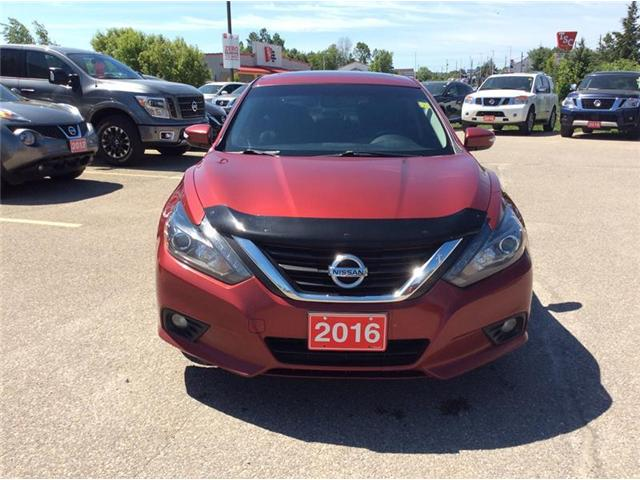 2016 Nissan Altima 2.5 SL Tech (Stk: 18-412A) in Smiths Falls - Image 7 of 13