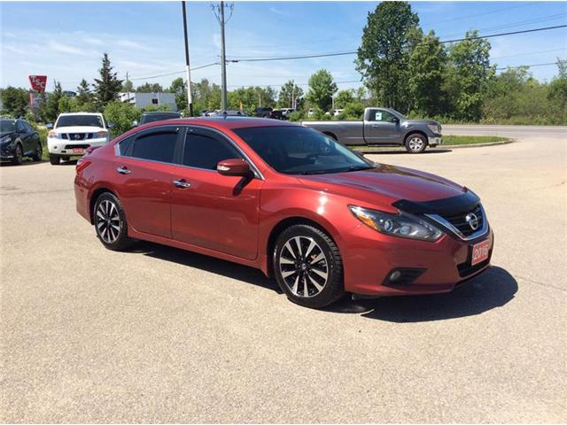 2016 Nissan Altima 2.5 SL Tech (Stk: 18-412A) in Smiths Falls - Image 9 of 13
