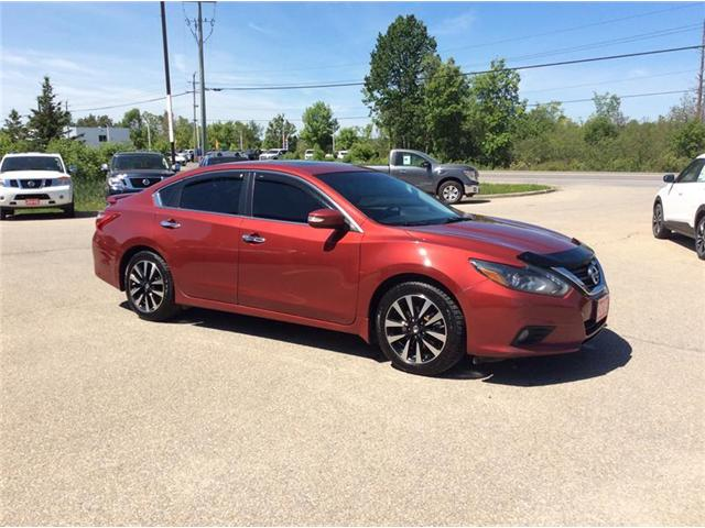 2016 Nissan Altima 2.5 SL Tech (Stk: 18-412A) in Smiths Falls - Image 10 of 13