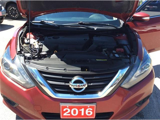 2016 Nissan Altima 2.5 SL Tech (Stk: 18-412A) in Smiths Falls - Image 11 of 13