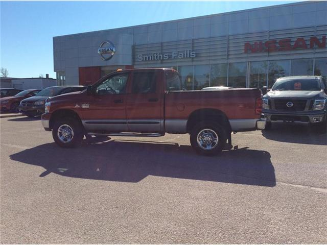 2007 Dodge Ram 2500  (Stk: 18-413A) in Smiths Falls - Image 6 of 10