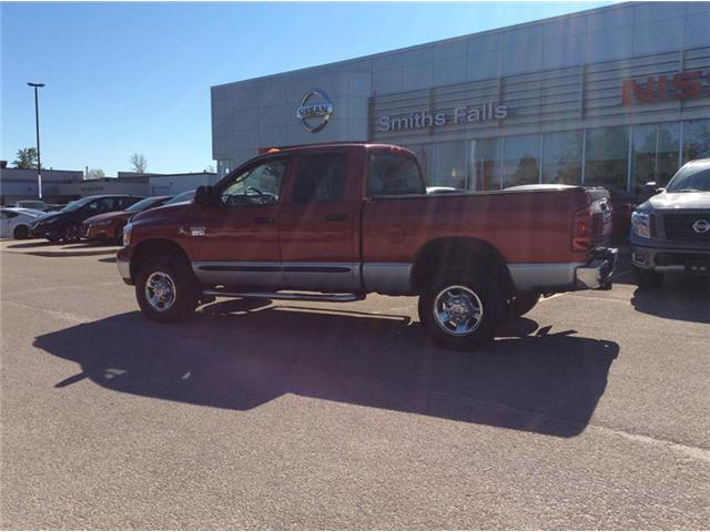 2007 Dodge Ram 2500  (Stk: 18-413A) in Smiths Falls - Image 7 of 10