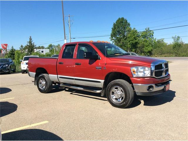 2007 Dodge Ram 2500  (Stk: 18-413A) in Smiths Falls - Image 9 of 10