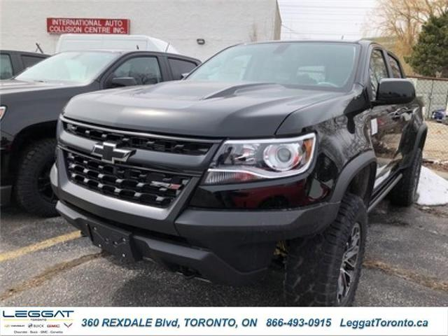 2019 Chevrolet Colorado ZR2 (Stk: 258497) in Etobicoke - Image 1 of 5
