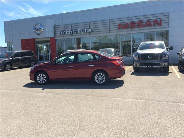 2019 Nissan Sentra 1.8 SV (Stk: 19-027) in Smiths Falls - Image 1 of 13