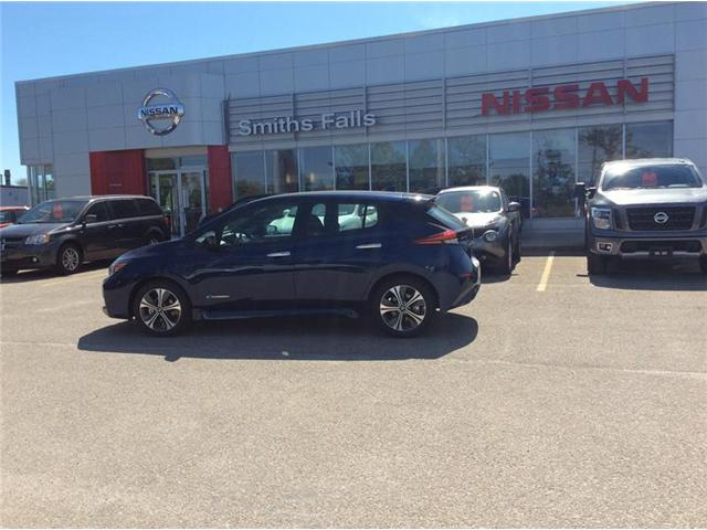 2019 Nissan LEAF  (Stk: 19-221) in Smiths Falls - Image 1 of 15