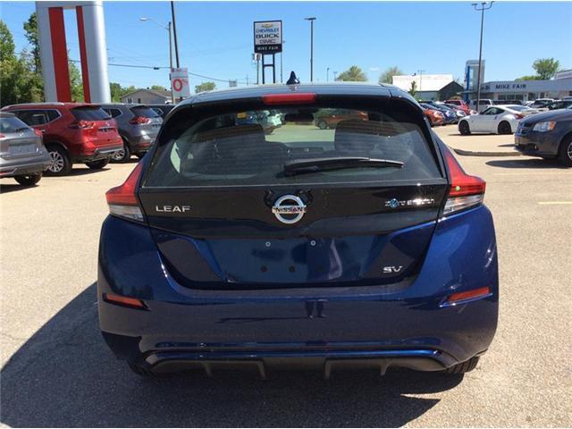 2019 Nissan LEAF  (Stk: 19-221) in Smiths Falls - Image 4 of 15