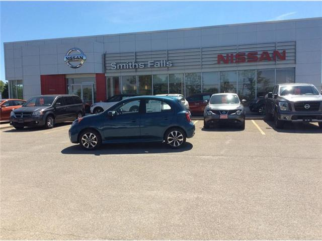 2019 Nissan Micra SR (Stk: 19-237) in Smiths Falls - Image 1 of 13