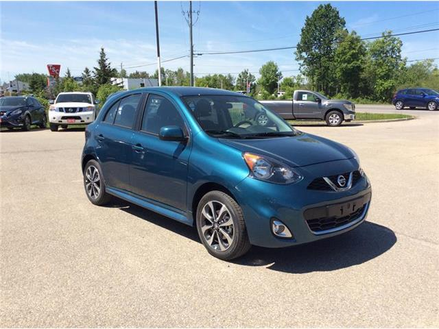 2019 Nissan Micra SR (Stk: 19-237) in Smiths Falls - Image 11 of 13