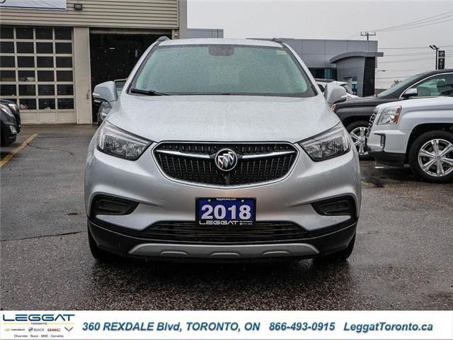 2018 Buick Encore Preferred (Stk: T11534) in Etobicoke - Image 2 of 24