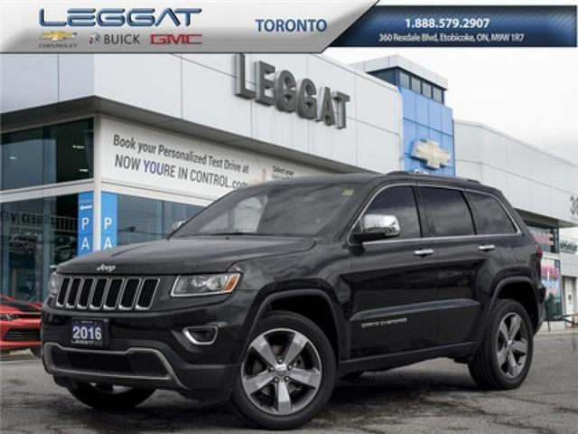 2016 Jeep Grand Cherokee Limited (Stk: T11538) in Etobicoke - Image 1 of 23