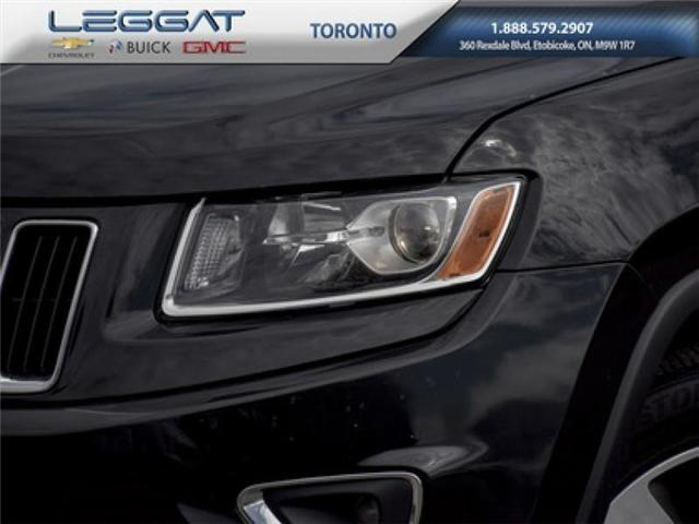 2016 Jeep Grand Cherokee Limited (Stk: T11538) in Etobicoke - Image 2 of 23
